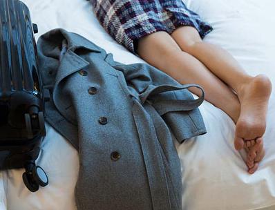 Pour bien dormir à l'hôtel