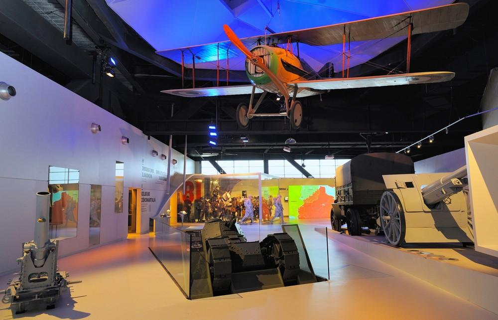 Pourquoi visiter le Musée de la Grande Guerre ?